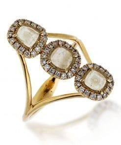 Boho Diamond Slice RingStyle #: PD-10123508