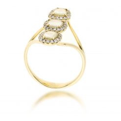 Diamond Slice Ring<br>Style #: PD-10123508