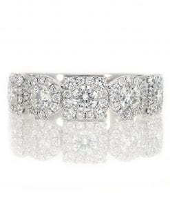 Modern Diamond RingStyle #: PD-10123744