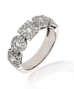 Modern Diamond RingStyle #: PD-10123744