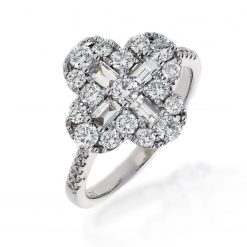Diamond  Ring<br>Style #: PD-10124223