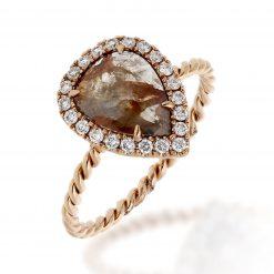 Diamond Slice Ring<br>Style #: PD-10124252