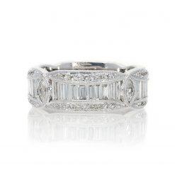 Baguette Diamond RingStyle #: PD-52117