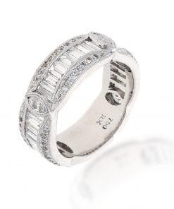 Classic Baguette Diamond RingStyle #: PD-52117