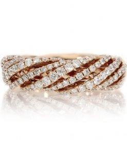 Modern Diamond RingStyle #: PD-76289