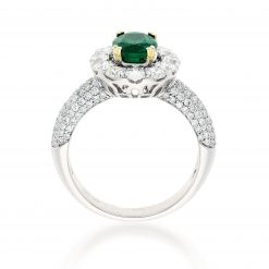 Emerald  Ring<br>Style #: PD-90220