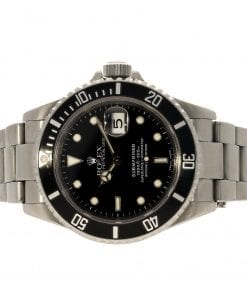 Rolex Submariner - 16610SKU #: ROL-1161