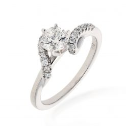 Diamond RingStyle #: MARKS-6686