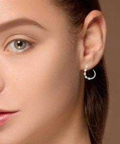 Classic Diamond EarringsStyle #: ANC-AA1216