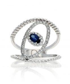 Modern Diamond RingStyle #: ANC-AN5271