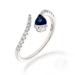 Sapphire Ring<br>Style #: ANC-EJ1873