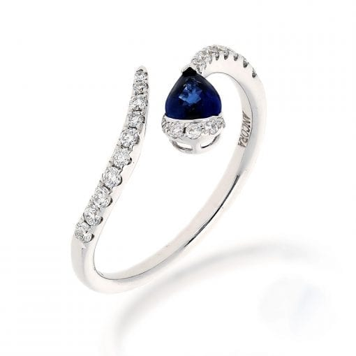 Sapphire RingStyle #: ANC-EJ1873
