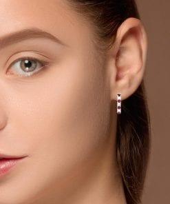 Classic Diamond EarringsStyle #: ANC-JA480B