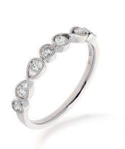 Modern Diamond RingStyle #: ANC-JA760