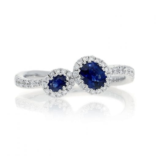Sapphire RingStyle #: ANC-MI133