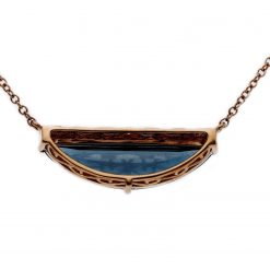 Topaz NecklaceStyle #: ANC-NV1793