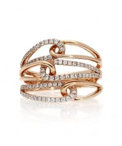 Modern Diamond RingStyle #: ANC-SH2965