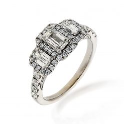Diamond RingStyle #: MHENG00001