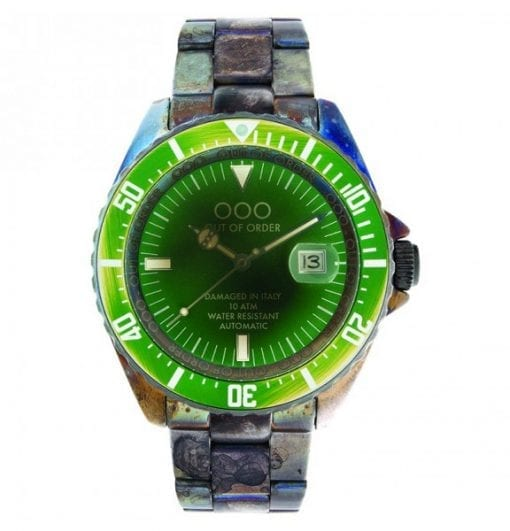 Out of Order Automatico GreenSKU #: OOO-001-3VE