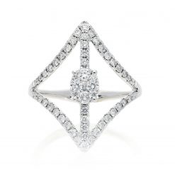 Diamond Ring<br>Style #: PD-JLQ100L