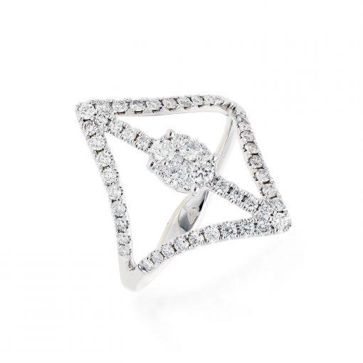 Diamond RingStyle #: PD-JLQ100L