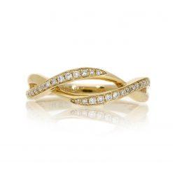 Diamond Ring<br>Style #: iMARS-27104