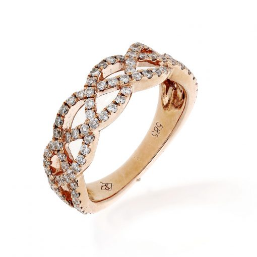 Diamond RingStyle #: MH-RING-619-01