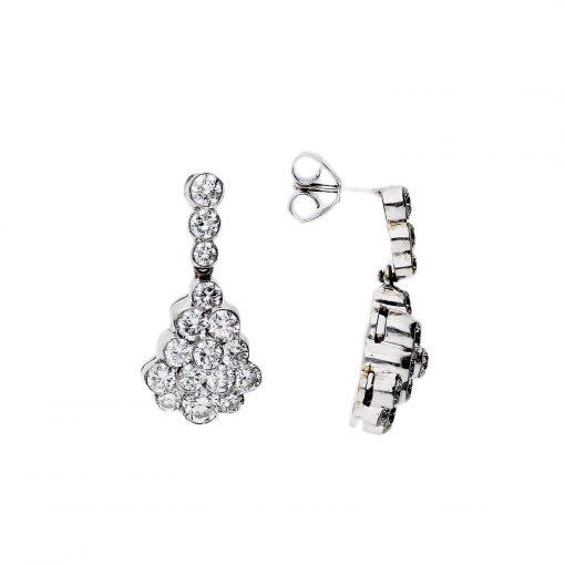 Diamond EarringsStyle #: 36420