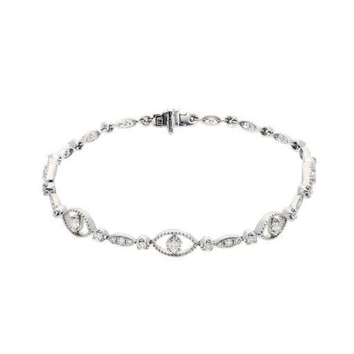 Diamond BraceletStyle #: iMARS-25888