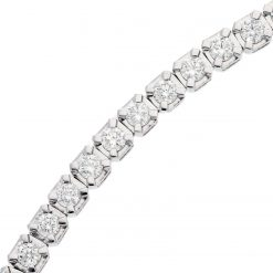 Diamond Bracelet<br>Style #: iMARS-26989