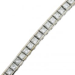 Princess Cut Diamond BraceletStyle #: iMARS-BR2505