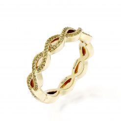 Diamond Ring<br>Style #: MH-DO-119-04