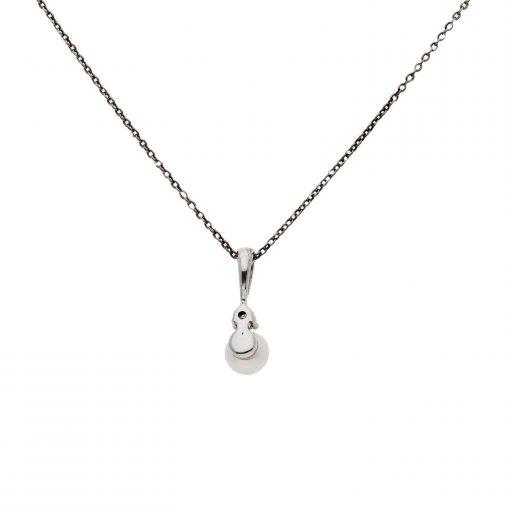 Diamond NecklaceStyle #: MH-PEN-819-29