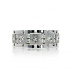 Princess Cut Diamond RingStyle #: PD1279M