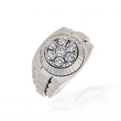 Diamond RingStyle #: PD-1757M