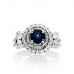 Sapphire RingStyle #: PD-LQ12674L