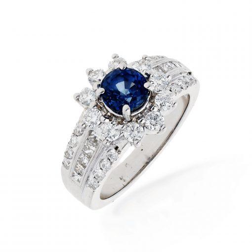 Sapphire RingStyle #: PD-LQ7919L