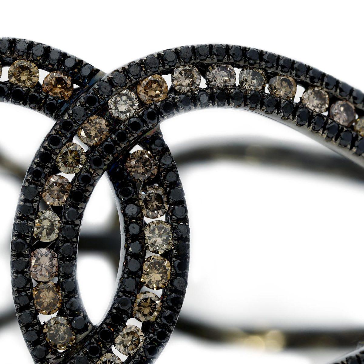 Brown Diamond BraceletStyle #: PD-LQ835BG