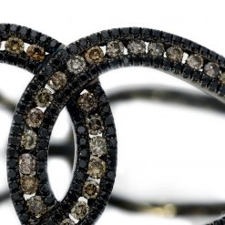 Brown Diamond BraceletStyle #: PD-LQ835BG