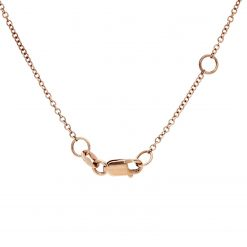 Morganite Necklace<br>Style #: MARS-26922