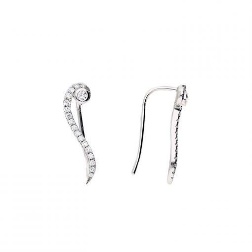 Diamond EarringsStyle #: ANC-EJ1666