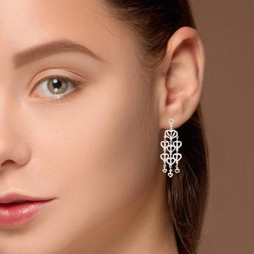 Dangle  NULL EarringsStyle #: EAR-9809