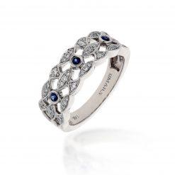 Sapphire Ring<br>Style #: iMARS-26236