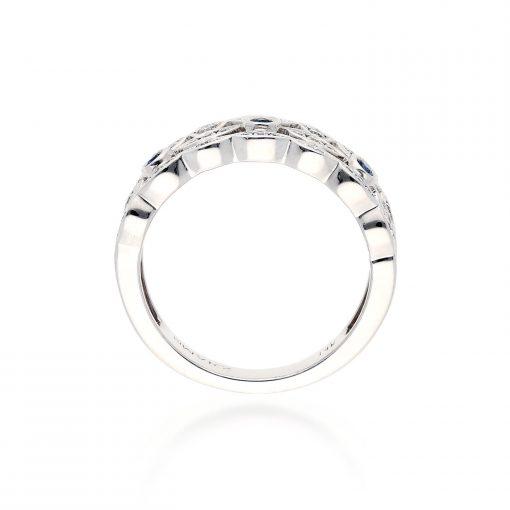 Sapphire RingStyle #: iMARS-26236