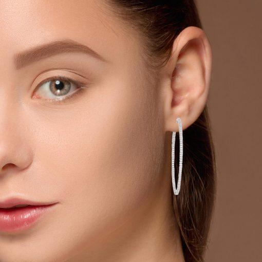 Diamond EarringsStyle #: iMARS-27055