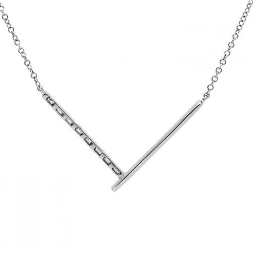 Diamond NecklaceStyle #: iMARS-27118