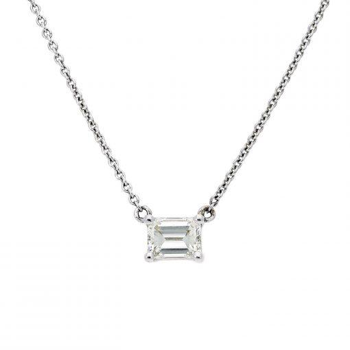 Diamond NecklaceStyle #: MDPND-9995