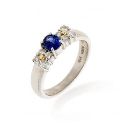 Sapphire RingStyle #: MH