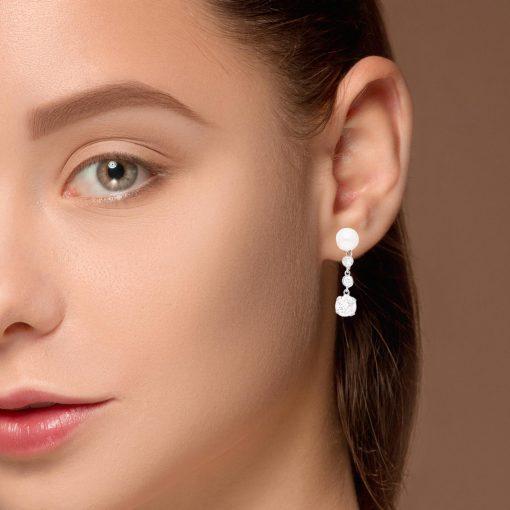 Pearl EarringsStyle #: MH-EAR-10001