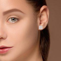 Diamond Earrings<br>Style #: MH-EARRINGS